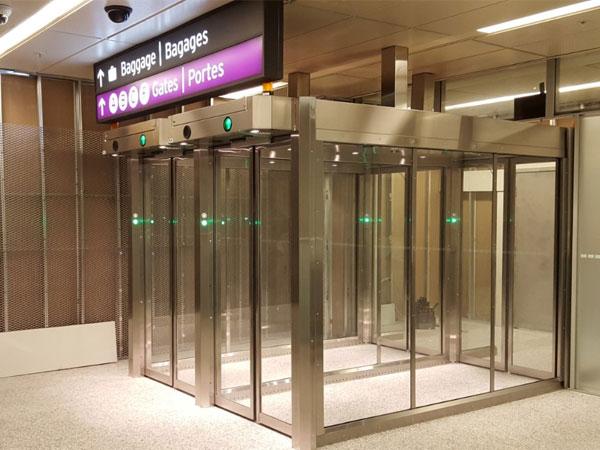 FlipFlow Security Exit Lane